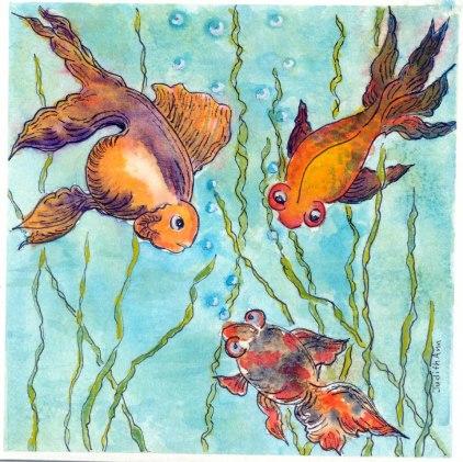 3 Fishies