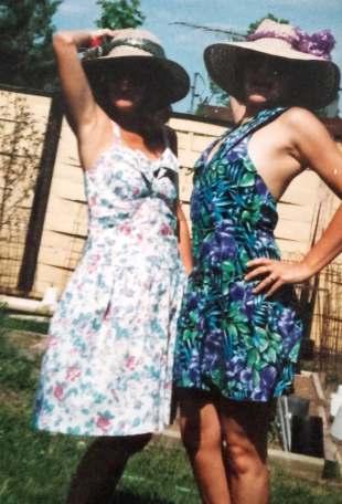 Sandy & Judy - 80s