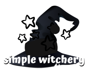 Simple Witchery Logo